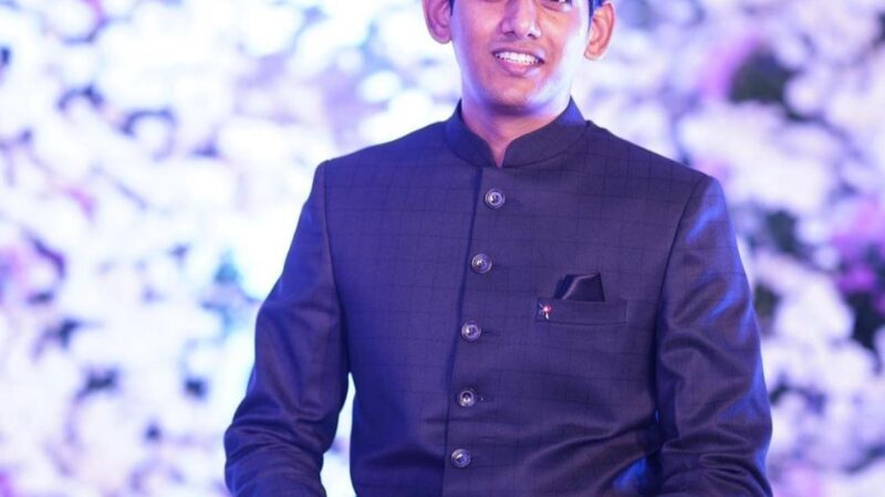 Know more about young and dynamic entrepreneur, Syed Irfanuddin of  RR Group of Companies
