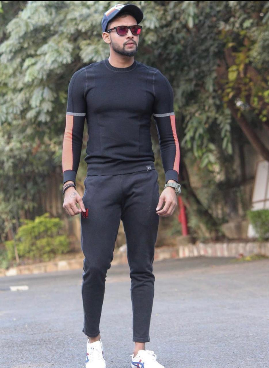 Fitness enthusiast Pawan Dhakad has become new internet sensation