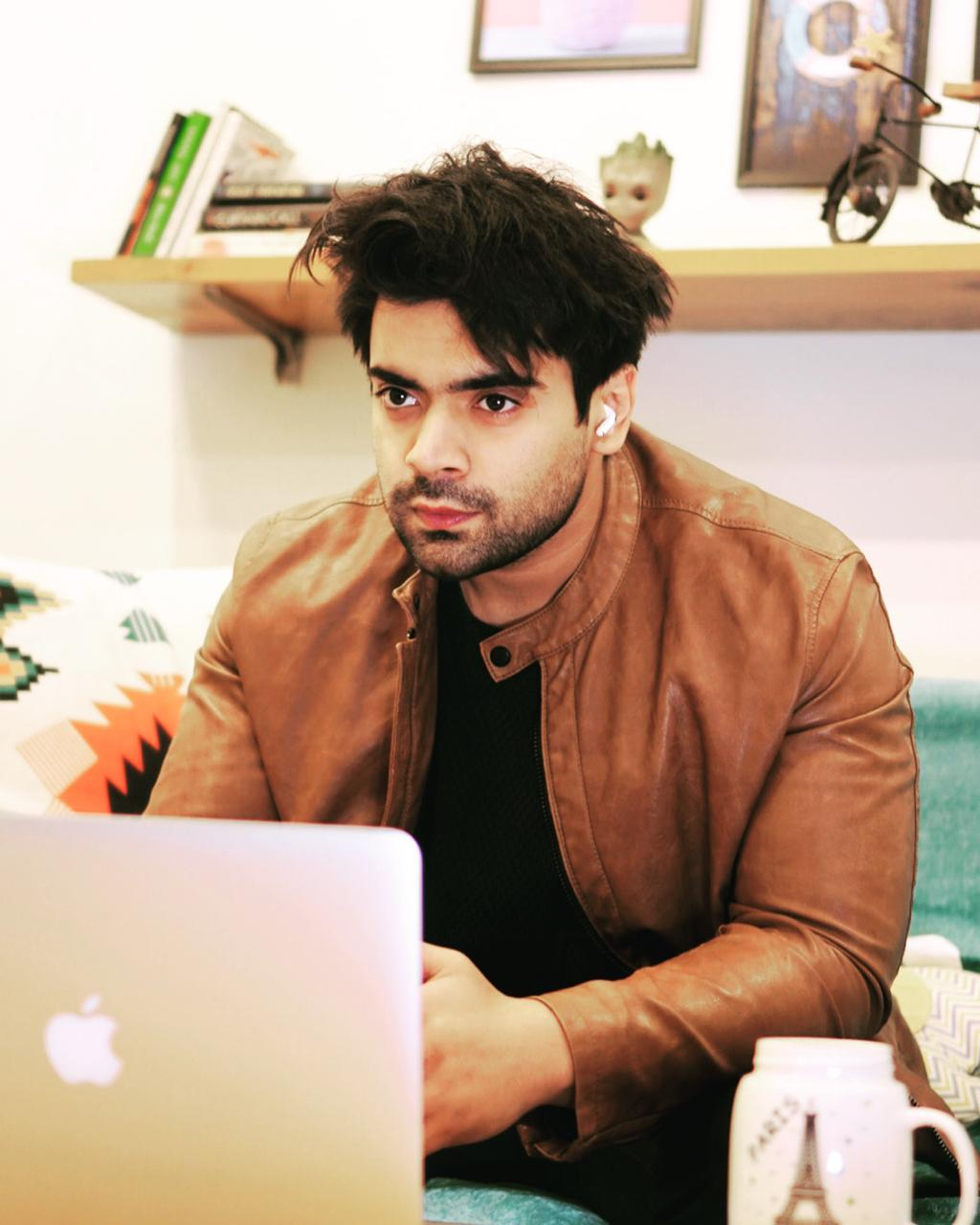 No limits to Ambition! Himanshu Gaur on his way to success