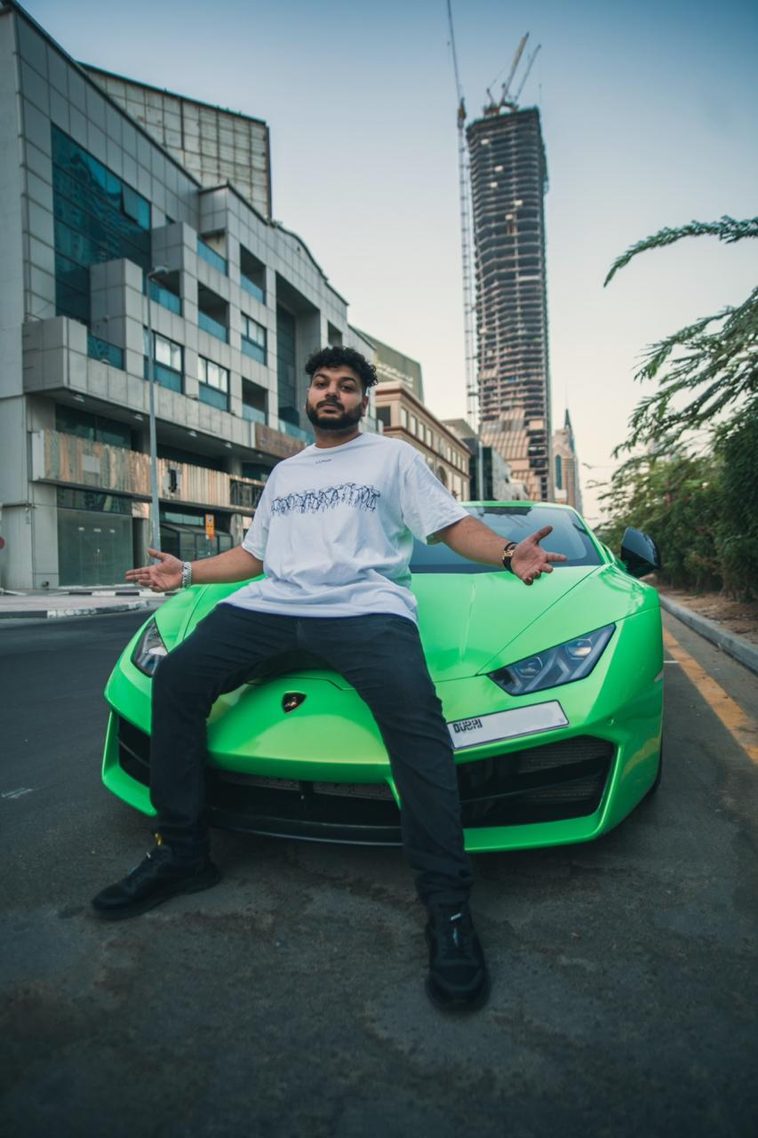 Creating an inspirational journey for others in Dubai's business world is 31-year-old entrepreneur, Talha Nasir.
