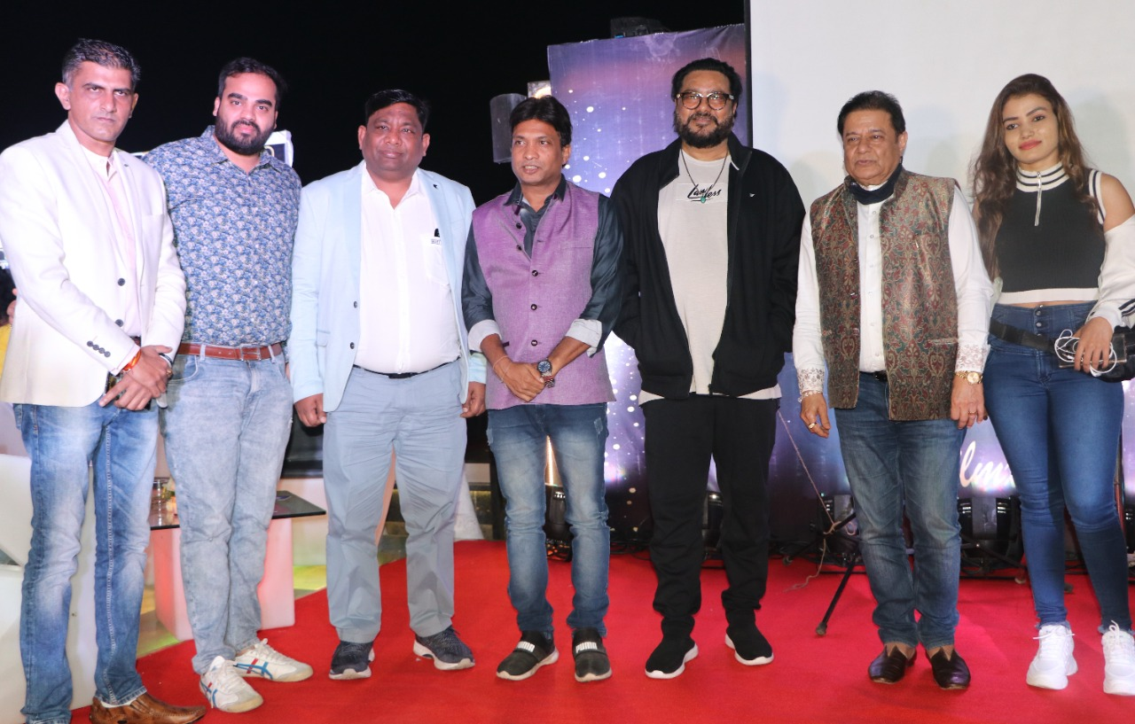 Bollywood celebrities arrived at FILMXS OTT launching party