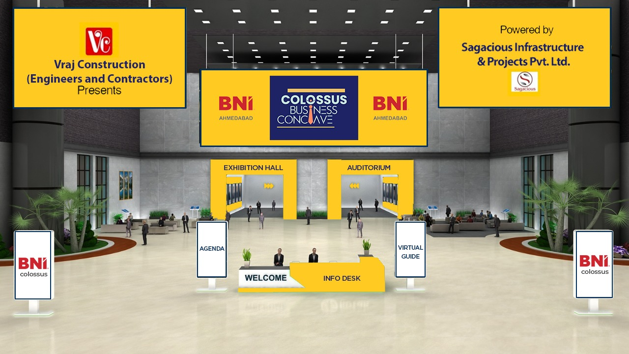 BNI Colossus to organise two day Colossus Business Conclave 2021