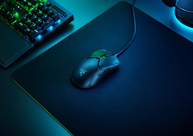 Razer- claims the 'Viper 8K' is its most responsive mouse ever