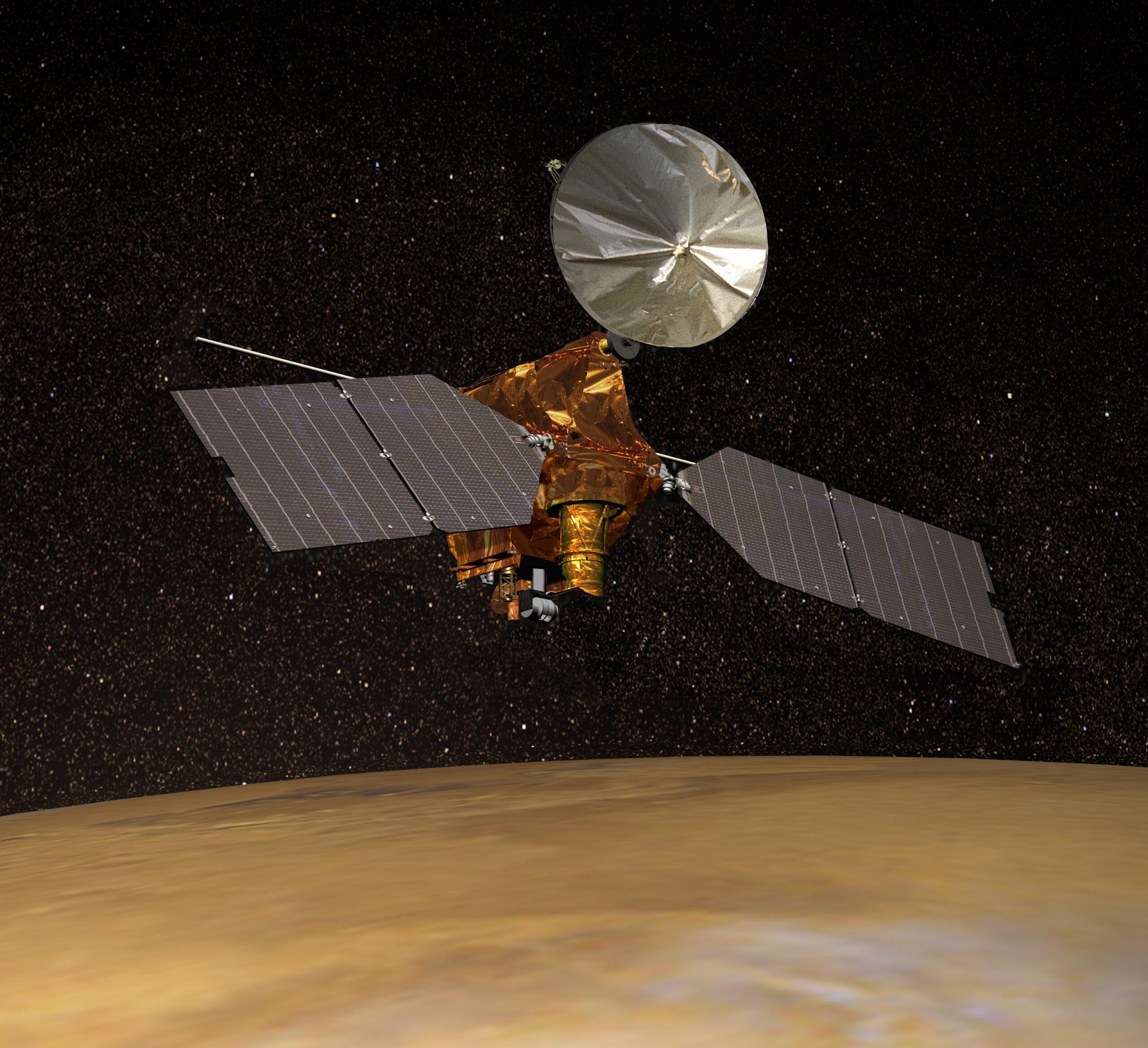 NASA may change 'MRO orbit' to help Mars 2020