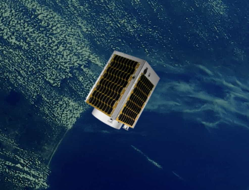Canon created a site that allows you to 'take photos' from a real satellite