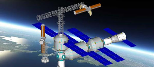 China plans to launch a core module for the space station this year