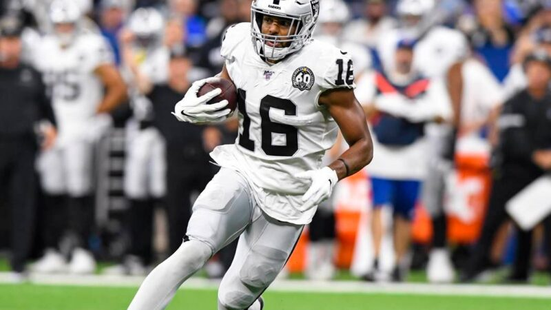 Las Vegas Raiders plan to release WR Tyrell Williams at the begin of new league year