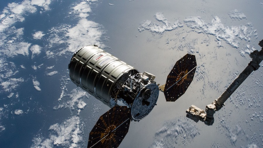Northrop Grumman will launch the next Cygnus cargo ship for NASA on February 20th