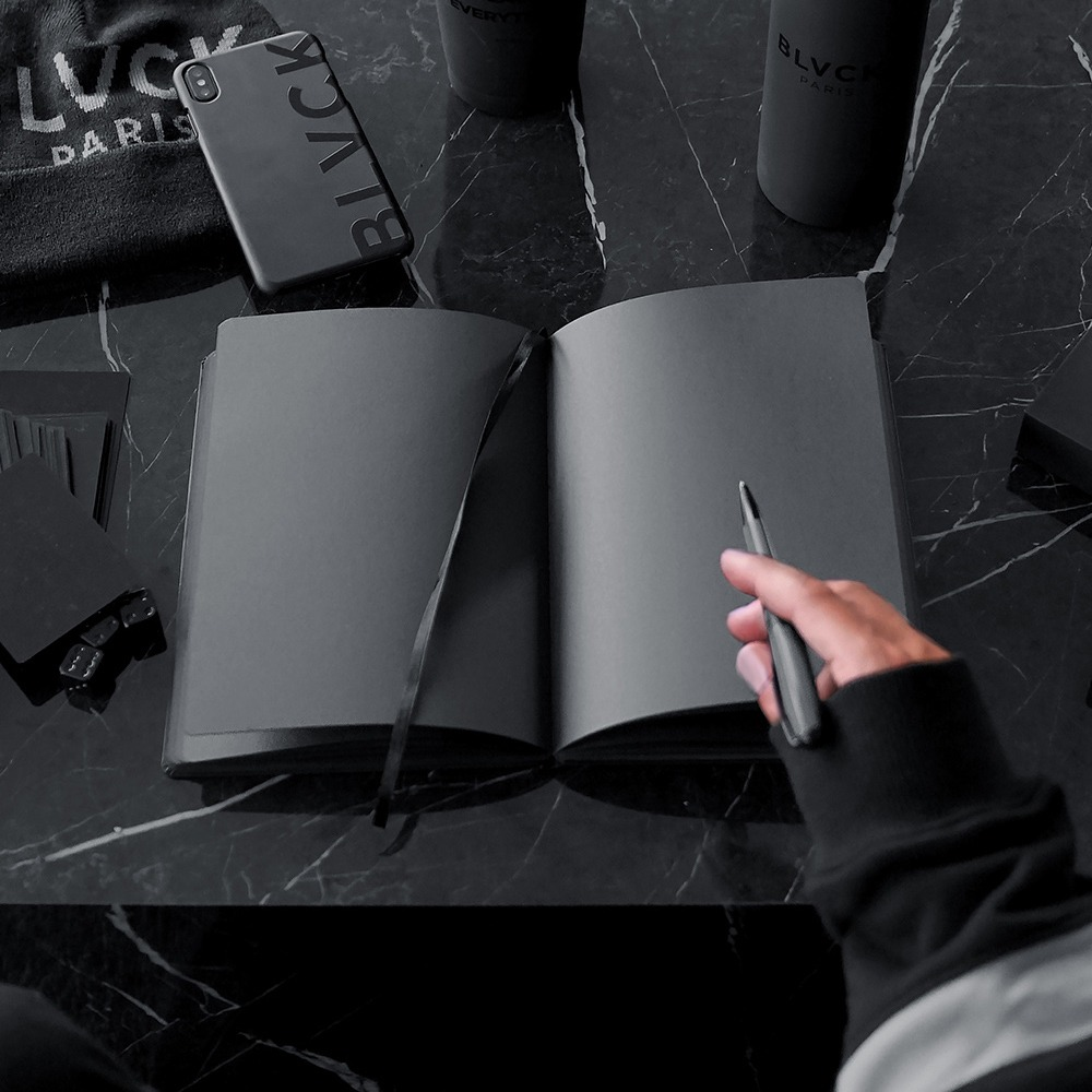 Blvck Paris creates a buzz with their exclusive new range of digital products.