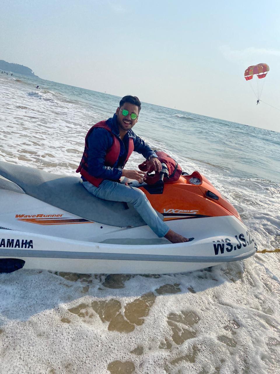 Hyderabad based entrepreneur Shaik Shoeb uddin is a versatile man