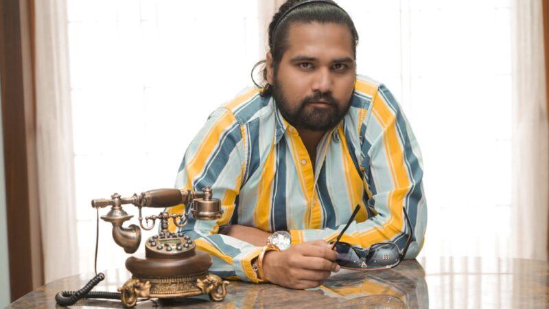 Producer Jeegar Chauhan ringing the new year with two promising films Dhuandhaar & Kesariya