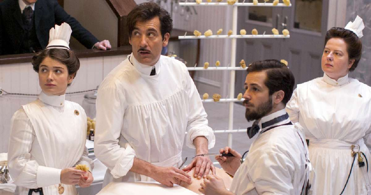 Amazing Two TV shows this end of the week, 'The Knick' and 'Banshee' are finally on HBO Max