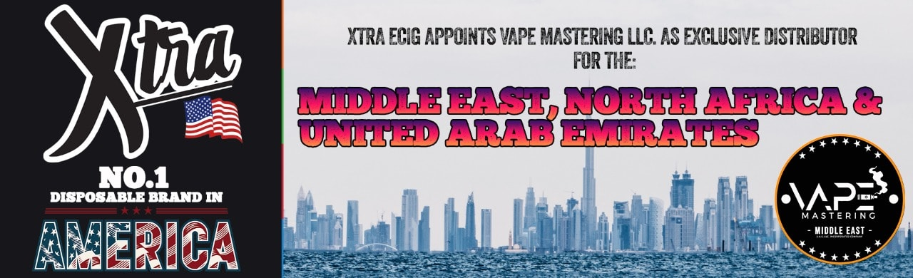 With growing market Xtra Ecig LLC plans expansion to  MENA region