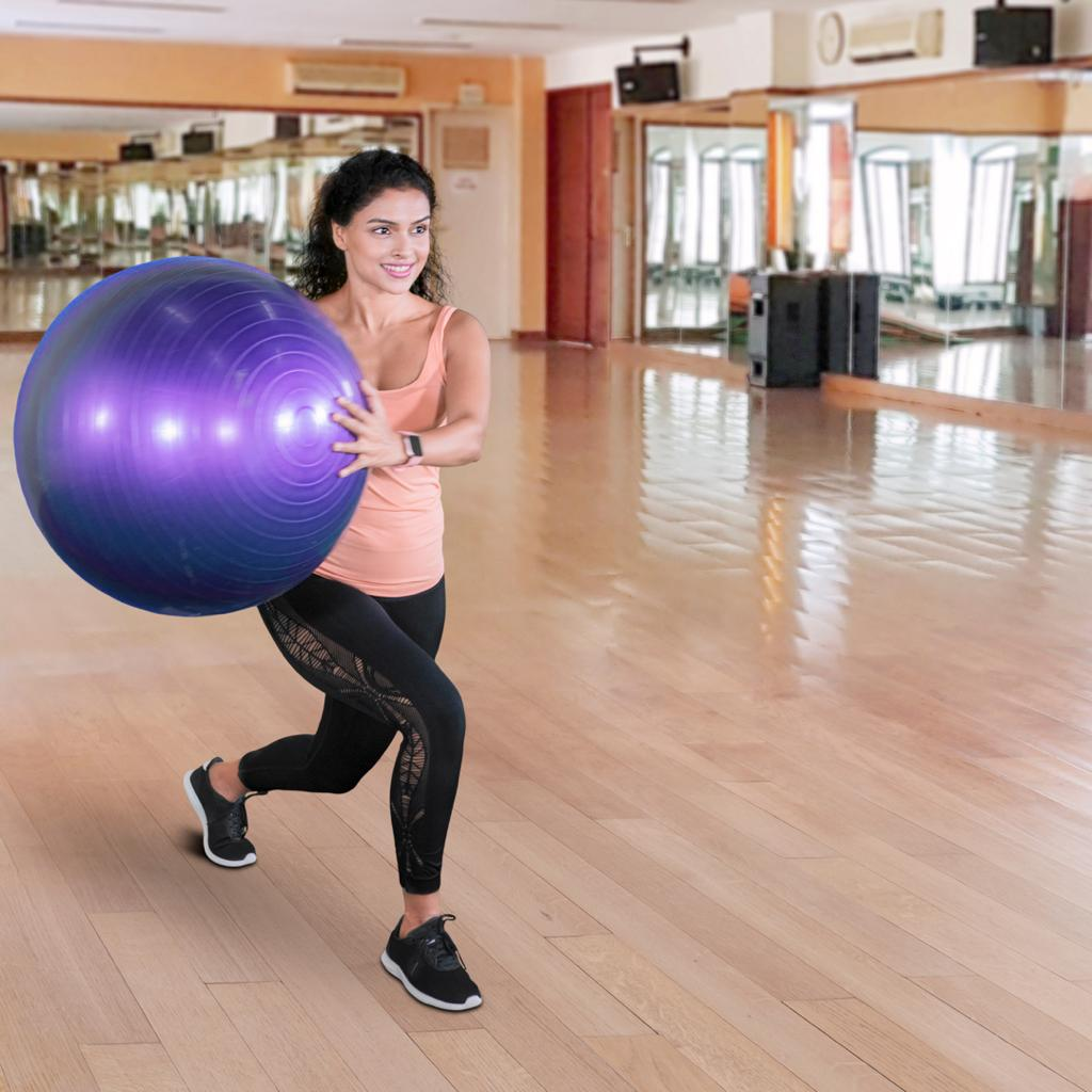 Strengthen Your Core by Adopting These Simple Home Workout Exercises Suggested by Rinku Shah Through Fitness2Flash