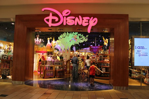 Disney will shut down at least 60 Disney Stores in North America before end of year