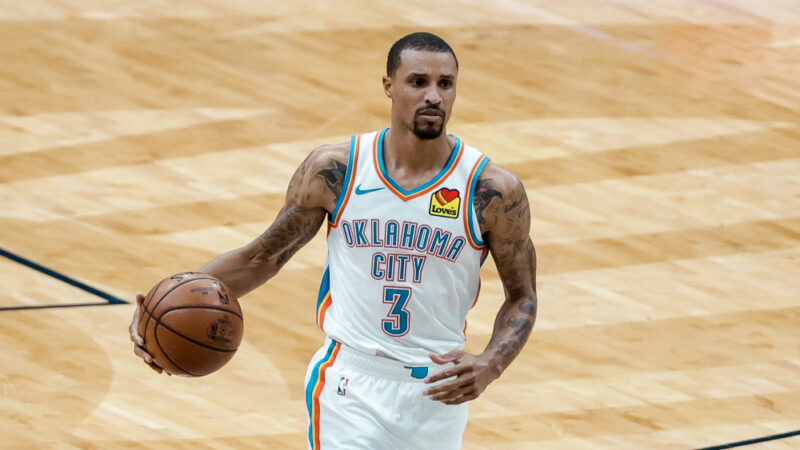 Philadelphia 76ers receive George Hill in 3-team deal with Thunder and Knicks