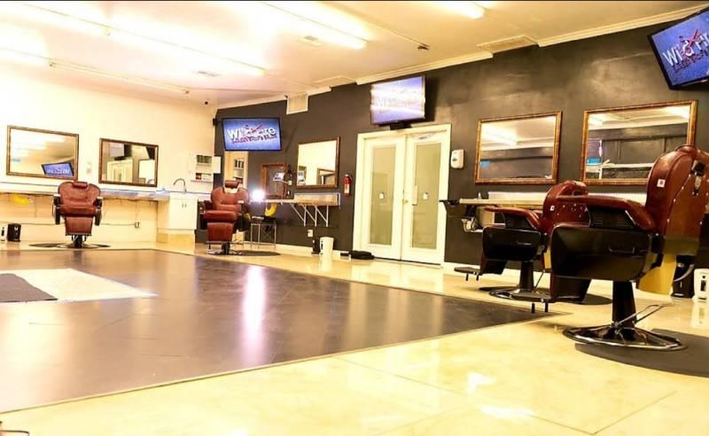 Hip-hop Barbershop/Recording Studio ? West Crav's New business venture is taking off.