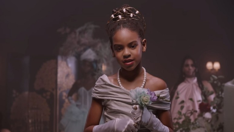 Beyoncé daughter 'Blue Ivy' won her first Grammy Award at the age of 9