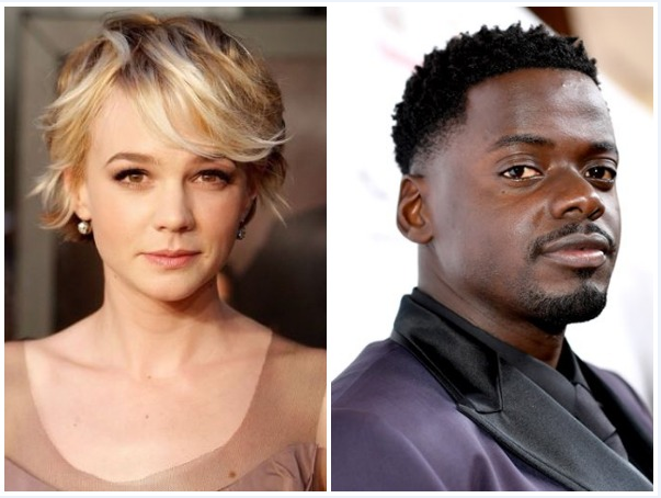 Oscar Nominees Daniel Kaluuya and Carey Mulligan will make their 'Saturday Night Live' debut in April