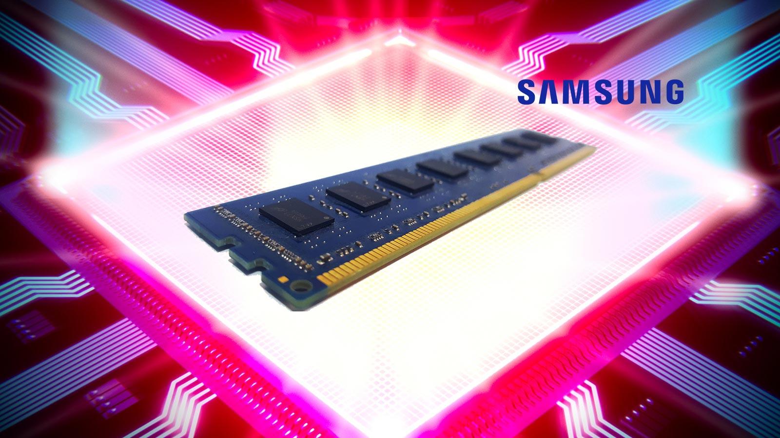 Samsung Electronics declares cutting-edge 512 GB DDR5 RAM module