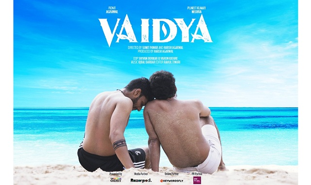 Short-Film 'Vaidya' Shooting Wraps. Official Poster Revealed.
