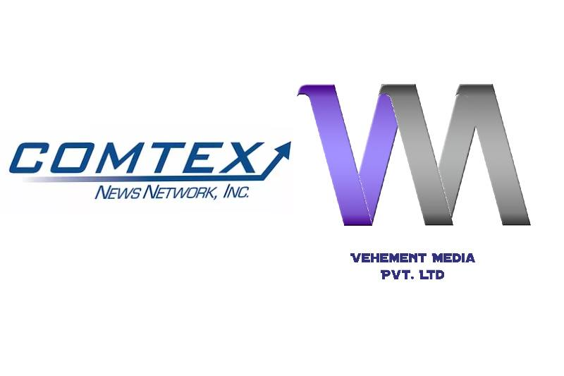 Vehement Media tie-up with Comtex News Network Inc. to distribute Press Release to MarketWatch.com