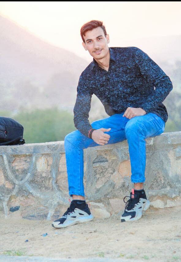 Umesh Sharma – Inspirational fitness model and social media expert from Rajasthan