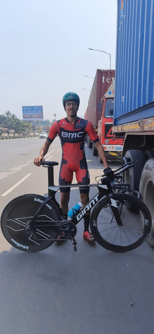 Parth Karkar – Ahmedabad cyclist grabs bronz at National level – proud moment for cycling community in Ahmedabad and Gujarat