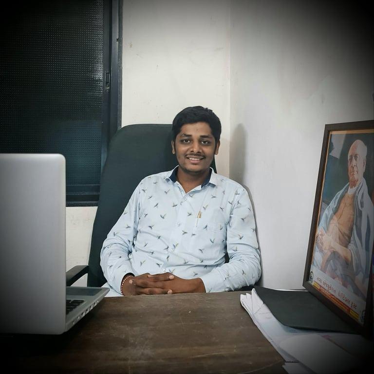 Vandankumar Bhadani, Trishul News founder stared factcheck news website and got success