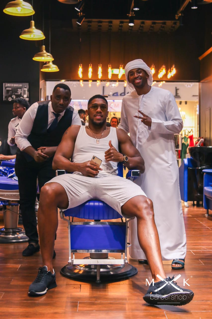Special grooming consultation & services for the season – MK Barbershop