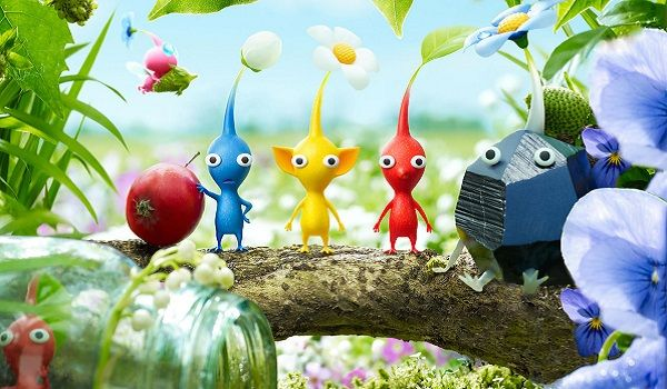 Niantic and Nintendo declares partnership on new augmented reality 'Pikmin' game