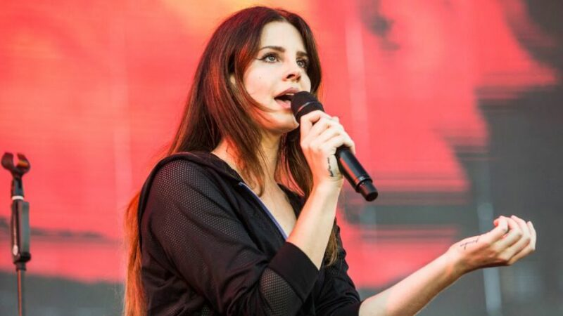 Lana Del Rey to release new album 'Rock Candy Sweet' in June