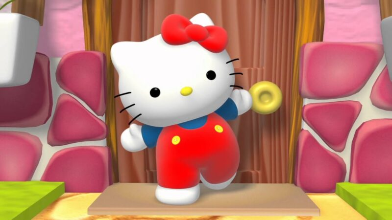 'Hello Kitty' film to be directed by Harley Quinn and Disney Alums