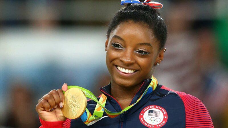 Simone Biles is leaving Nike partnership to join Gap's Athleta