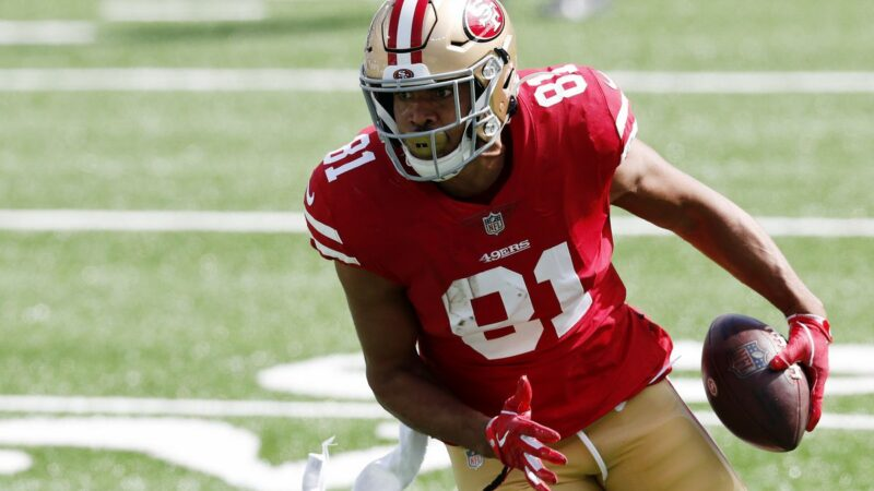 Jordan Reed announces retirement from NFL after 8 years career with WFT, 49ers