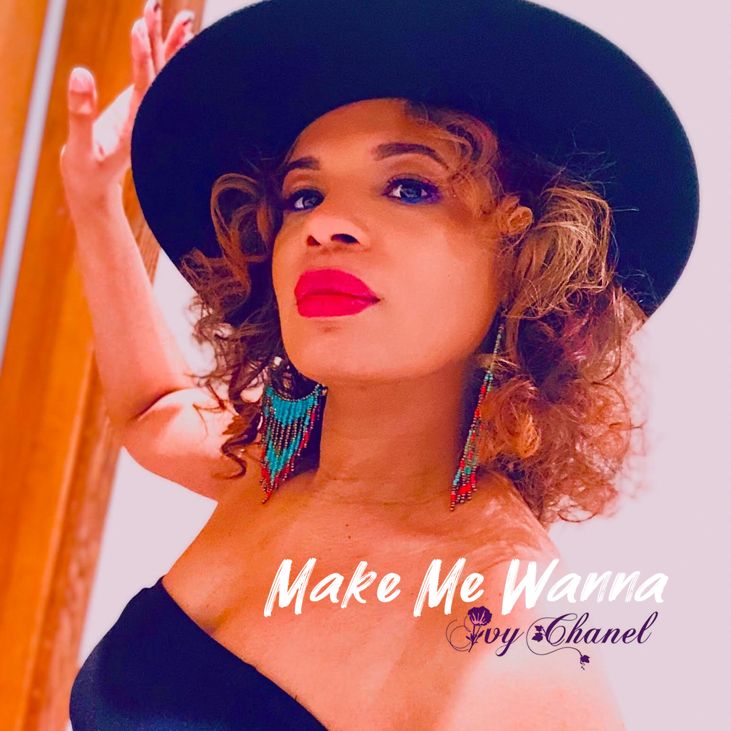 VOCAL COACH TO THE STARS IVY CHANEL DROPS BLAZIN NEW SINGLE 'MAKE ME WANNA'