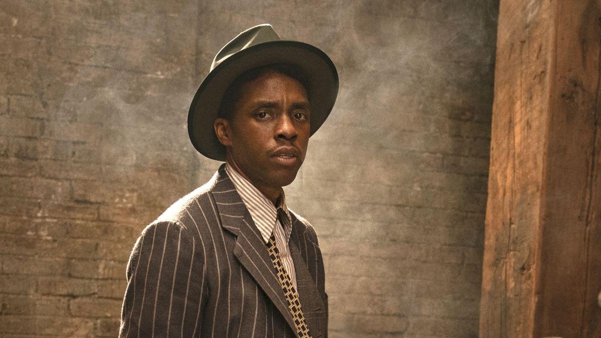 SAG Awards 2021: Chadwick Boseman wins best actor award for 'Ma Rainey's Black Bottom'