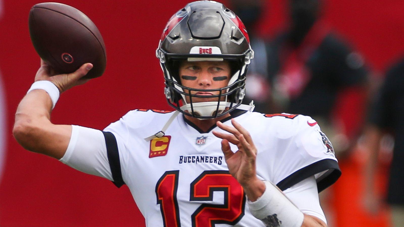 Buccaneers' Tom Brady blasts 'dumb' new NFL uniform number rule