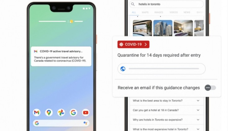 Google's latest travel tools are designed to assist plan your next vacation securely
