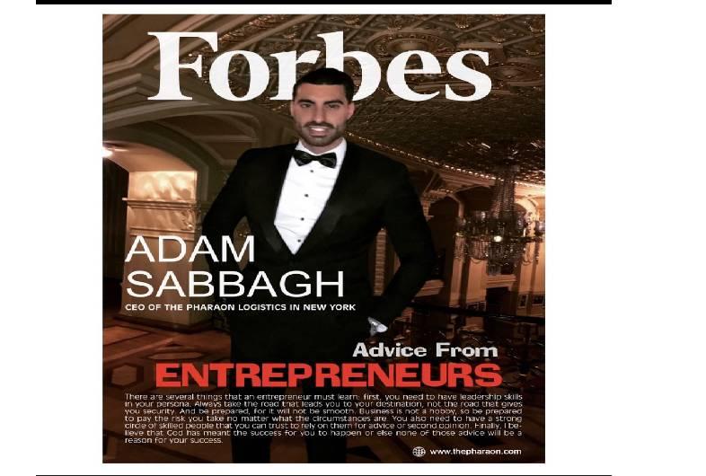 Adam Sabbagh net worth $97million dollars