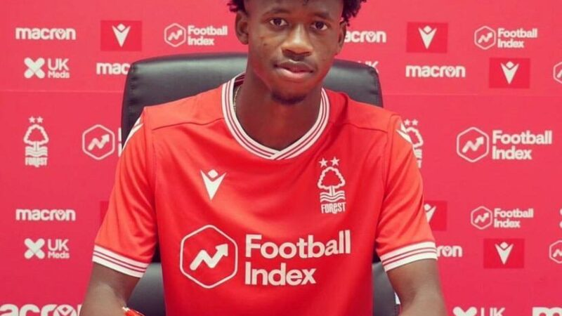 Ateef Konate: What Does Nottingham Forest Has In Store For The Professional Footballer?