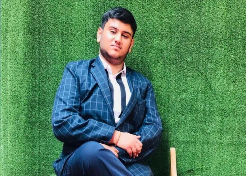 Meet Youngest influencer and model Anmol Gupta.