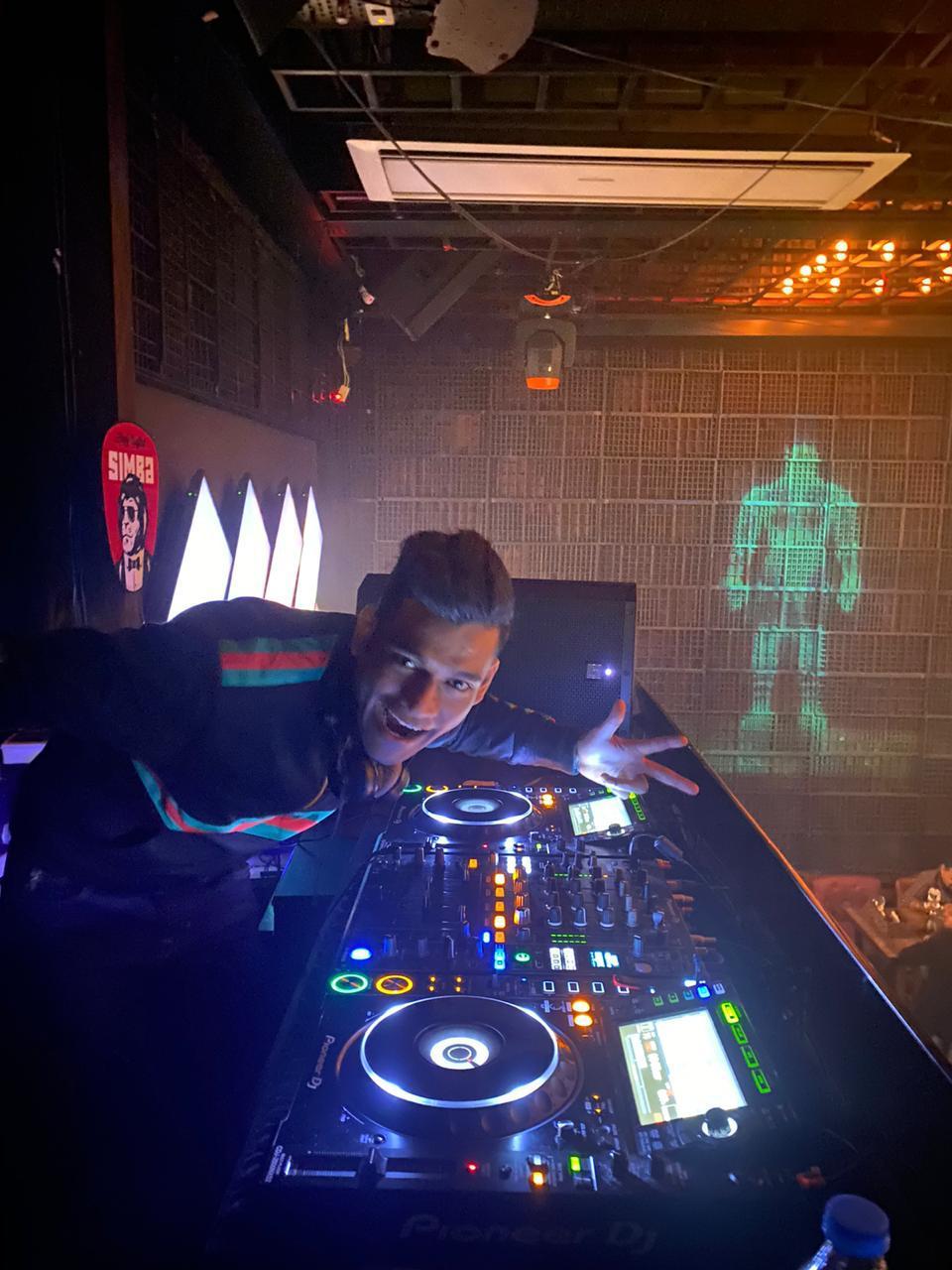 DJ Kunal aka Kunal Mahato's mantra for every artist – 'Eat Sleep Work Repeat'