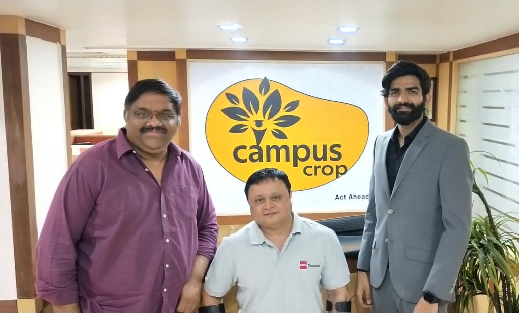 """Big Data Marketers pacing up with Hyderabad market, onboard by Prosync consulting and Ye Lo Chai exclusively"""