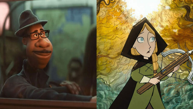 "Pixar's ""Soul"" and Cartoon Saloon's ""Wolfwalkers"" dominant films at the 48th annual Annie Awards"