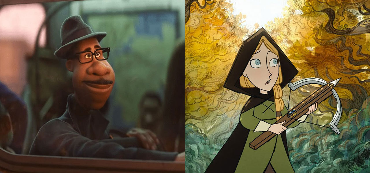 """Pixar's """"Soul"""" and Cartoon Saloon's """"Wolfwalkers"""" dominant films at the 48th annual Annie Awards"""