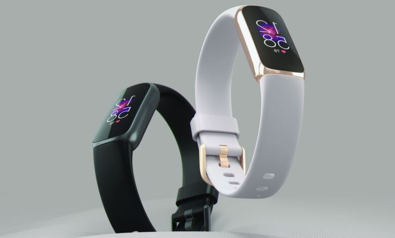 Fitbit New Luxe fitness tracker brings luxury style and AMOLED display