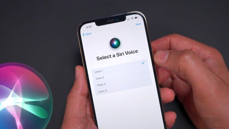 Apple will not provide Siri a female sounding voice by default anymore in iOS