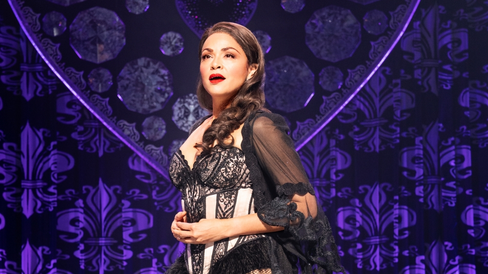 Karen Olivo will not come back on 'Moulin Rouge!'