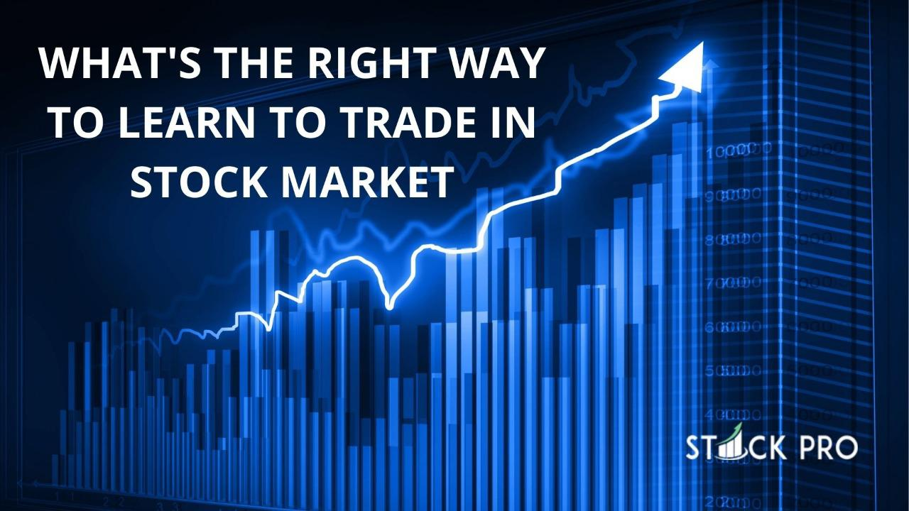 The Journey of a scientist turned into to a stock trader and investor